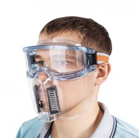 Защитные очки нужны на работе многим