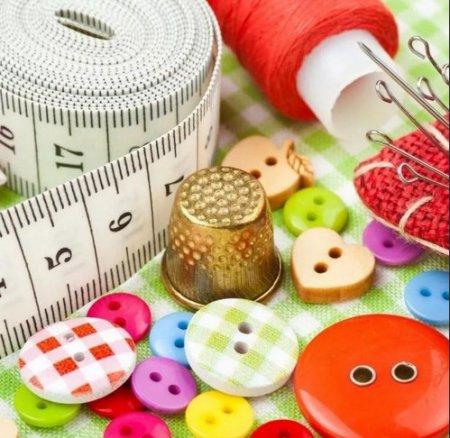 Особенности работы с товарами для рукоделия