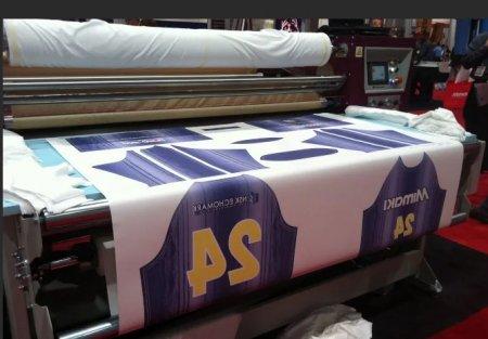 Печать на ткани позволяет реализовать множество идей